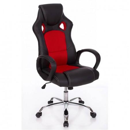 """Biroja krēsls """"F1 Red"""""""