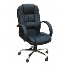 "Biroja krēsls ""Boss Black"""