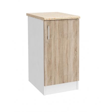Напольный шкафчик G-40 с дверцей